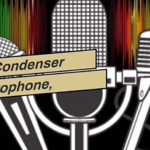 XLR Condenser Microphone, UHURU Professional Studio Cardioid Microphone Kit with Boom Arm, Shoc...