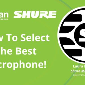 How To Select The Best Podcast Microphone! @Shure