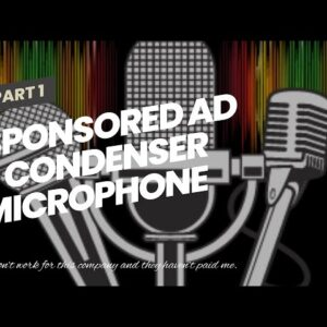 Sponsored Ad - Condenser Microphone 25mm Large Diaphragm MAONO USB Cardioid PC Computer Mic wit...