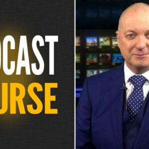 Podcast Course | The Essentials for Podcasting Success