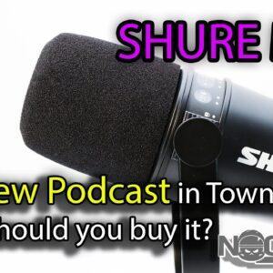SHURE MV7 - A New Podcast Mic King? - ReUpload