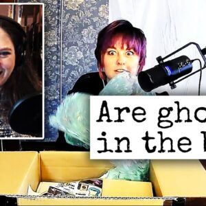 What audio equipment do you need for paranormal podcasting? Unboxing video.