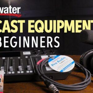 Best Podcast Equipment for Beginners