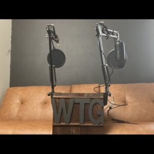 DGC Santana | DIY Podcast Setup |