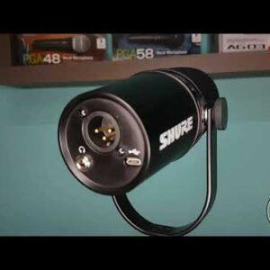 Micrófono Shure MV7