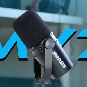 Review Shure MV7 (FR)