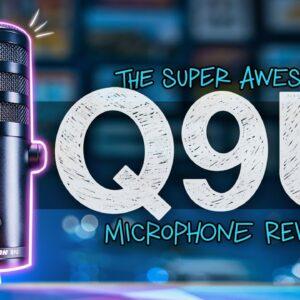 Samson Q9u Review: A Near Perfect XLR/USB Mic?
