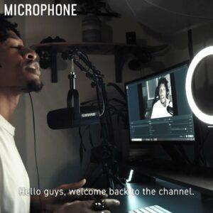 Shure MV7 Podcasting Microphone
