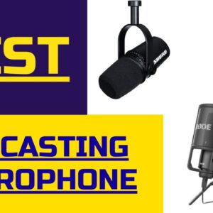 Top 5 Podcasting Microphones 2021 | Best Podcasting Microphones 2021