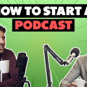 How to start your own podcast and what equipment you need | Any Other Business – Episode 18