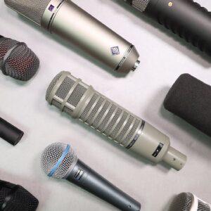 12 Best Podcast Microphones (FAQ Series)