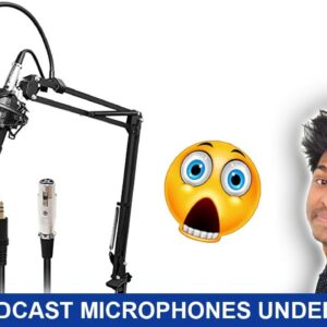 Best Podcast Microphone for Youtube Under Rs4000