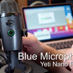 Blue Microphones Yeti Nano Premium Review