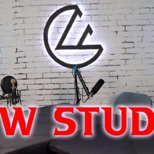 New Podcast Studio | Office Vlog