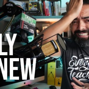 Watch This Before Starting a Podcast! 5 Things They Don't Tell You...