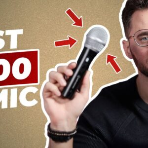 BEST Budget Mic for Podcasting | Audio-Technica ATR2100X USB Mic Test / Review