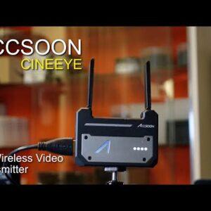 Accsoon CineEye 5G Wireless Video Transmitter - Review