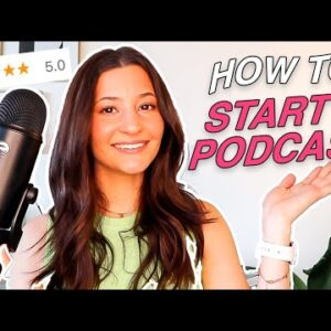 How to Start a TOP RATED Podcast For Beginners in 2021