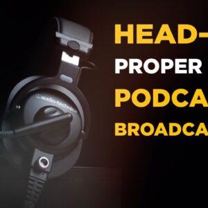 Review Headset Premium AUDIO TECHNICA BPHS1 Cocok buat gaming dan podcast