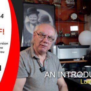 Luminar 4 & AI Review - Viewer offer - see description below.