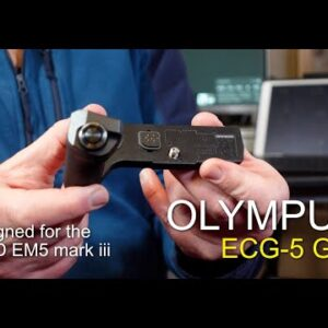 Olympus ECG 5 Grip for the OM D EM5 iii - Review
