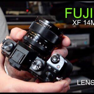 Fujifilm XF14mm F2.8 R Lens Review