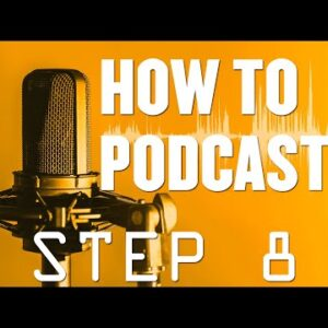 How To Podcast Step By Step Guide 8 of 16 - Equipment