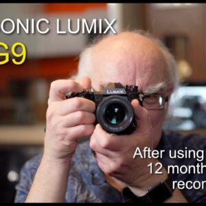 Panasonic Lumix DC-G9 - Long Term Review