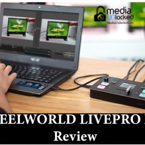 Feelworld LivePro L1 / Best Podcasting Piece Of Equipment