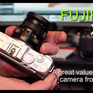 Fujifilm X-A7 Review