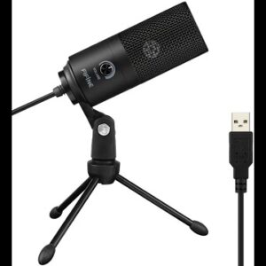 Peradix USB Podcast Microphone Kit Review   Budget USB microphone 2021
