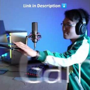 Amazing Podcast Tech Gadget for YouTube | Podcast Mic Kit for Home Studio#shorts