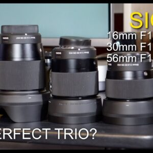 Three Sigma Primes - are these the perfect match for you?