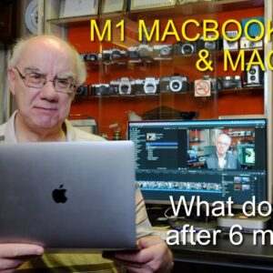 Apple M1 Macbook Pro & Mac Mini - What do I think after 6 months using them?