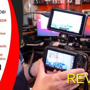 "Atomos Shinobi 5.2"" Monitor Review"
