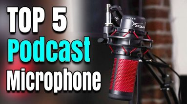 Best Podcast Microphone Under 100